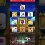 ドラクエウォーク 竜王ふくびき120〜130連目